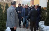 İBRAHIM TAŞYAPAN - Genel Sekreteri Mehmet Yaşar'dan Anlamlı Ziyaret