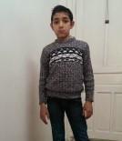 ERSİN ARSLAN - Halk Otobüsünün Çarptığı Suriyeli Çocuk Öldü