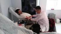 Kan Bağışına Hastanelerden Destek