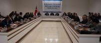 SÜLEYMAN TAPSıZ - Karaman Ekonomi Değerlendirme Toplantısı Yapıldı