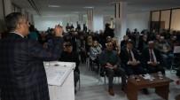 ERTUĞRUL ÇALIŞKAN - Kent Konseyinde Karaman'ın Geleceği Konuşuldu