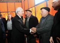 KAMİL OKYAY SINDIR - Kılıçdaroğlu'ndan Şehit Adliye Çalışanının Ailesine Ziyaret