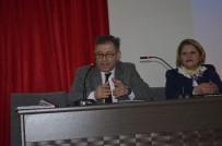 EROZYONLA MÜCADELE - Küçük Millet Meclisi'nde Anayasa Paketi Ve Termik Santraller Anlatıldı