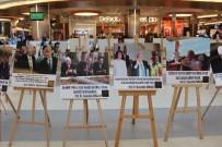 SELAHATTIN GÜRKAN - Malatya'da Necmettin Erbakan Fotoğraf Sergisi Açıldı