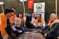 TÜRKÇE EĞİTİMİ - Muratpaşa Yörük Türkmen Çalıştayını Topluyor