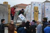 SıĞıNMA - Ortaca'da Suriyeli Ailelere Yardım Eli