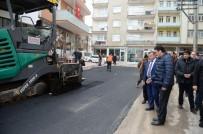 MUSTAFA DÜNDAR - Osmangazi Belediyesi Asfalt Sezonunu Açtı