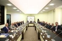 YABANCI YATIRIMCI - Özbekistan'dan Ankaralı İş Adamlarına Yatırım Çağrısı