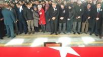MEHMET ERDOĞAN - Şehit Komanda Gaziantep'te Son Yolculuğuna Uğurlandı