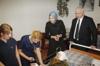 YAŞ SINIRI - Torbalı'da Evde Bakım Dönemi Başladı