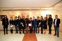 RESİM SANATI - 'Tuvale İlk Dokunuşlar'  Sergisi Sanatseverlerle Buluştu