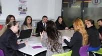 AŞKIN ÖĞRETMEN - Uğur Okulları Yeni Müfredat Değerlendirme Ve Öneriler Çalıştayı
