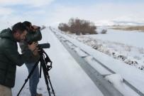FEN FAKÜLTESİ - Van'da Kış Ortasında KOSKS Çalışmaları Devam Ediyor