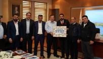 KADıOĞLU - Van Kültür Evi, Başkan Kadıoğlu'nu Ziyaret Etti