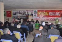 DEMOKRATIK TOPLUM KONGRESI - Yüksekova'da HDP Kongresi
