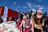 ANİMASYON - 17 Bin Çocuk Sömestr Tatilinde Doyasıya Eğlendi