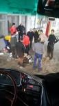 SAKARYASPOR - Afjet Afyonspor Takım Otobüsüne Saldırı