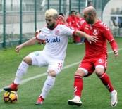 SERDAR ÖZKAN - Antalyaspor, Hazırlık Maçında Sırbistan Ekibini Yendi