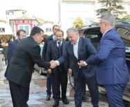 CENGIZ AYDOĞDU - Bakan Arslan'dan Aksaray'a Özel Havalimanı Müjdesi