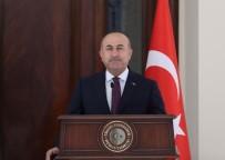 Bakan Çavuşoğlu'ndan 2 İlçeye Müjdeli Haber