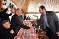 YEŞILKENT - Başkan Ayaz, Emeklilerle Bir Araya Geldi