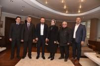 RUMELI - Başkan Doğan, Batı Trakya Türkleri'ni Ağırladı