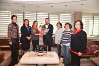 MİLLETVEKİLLİĞİ - Başkan Doğan, CHP'li Kadınları Ağırladı