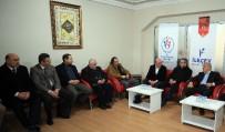 SILIKON VADISI - Başkan Karaosmanoğlu, İLKÇEV Derneğini Ziyaret Etti