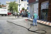 EV TEMİZLİĞİ - Belediye Tarihinde Böyle Sistemli Temizlik Görülmedi