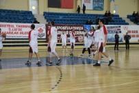 BASKETBOL KULÜBÜ - Bilecik Belediyesi Basketbol Kulübü Rakibine Boyun Eğdi
