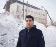 HASTANE YÖNETİMİ - Bingöl'de Hastane Çatısı Çöktü