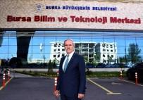 SIMÜLASYON - Bursa Bilim Merkeziyle Dünyaya Örnek Oluyor