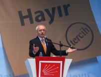CHP - CHP'nin genişletilmiş başkanlar toplantısı sona erdi