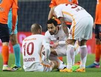 WESLEY SNEIJDER - Galatasaray'da Sneijder'den kötü haber