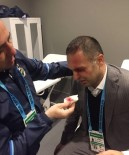 Fenerbahçeli yöneticinin kafası yarıldı