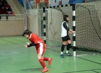 BAYAN FUTBOL TAKIMI - Kadınlar Futsal Şampiyonasında Milli Takım Heyecanı