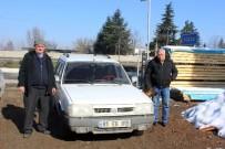 FENOMEN - Kartal otomobille Almanya'ya gittiler
