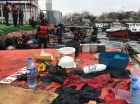 AHıRKAPı - Kayıp Balıkçının Arama Çalışmaları Esnasında Bulunan Kıyafetler Ailesini Heyecanlandırdı