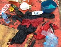 AHıRKAPı - Kayıp Balıkçının Kıyafetleri Bulundu