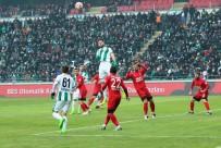 ALI TURAN - Konyaspor Uzatmalarda Güldü