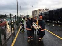 SERVİS ARACI - Servis metrobüs yoluna girdi