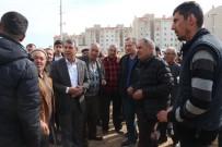ALI AKYÜZ - Mersin'de Mahalleliden 'Taş Ocağı' Tepkisi