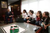 HÜSEYIN MUTLU - Mucit Çocuklar Bilim Turnuvasında