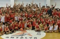 OKULLAR HAYAT OLSUN - Muratpaşa'da Herkes İçin Her Yaşta Spor