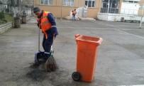 Okul Öncesi Mıntıka Temiziliği Yapıldı