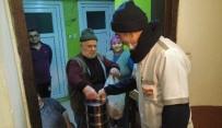 ZEYTİNBURNU BELEDİYESİ - Zeytinburnu Belediyesi Aşevi'nde 12 Ay Boyunca Vatandaşlara Sıcak Çorba İkramı