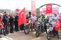 MURAT SEFA DEMİRYÜREK - Şehit Fethi Sekin Enduro Yarışı Başladı