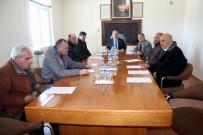 DELIILYAS - Sızır Belediyesi Şubat Ayı Meclis Toplantısı Yapıldı