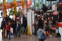 SİVİL POLİS - Sömestr Yoğunluğu Terminalde Çileye Döndü