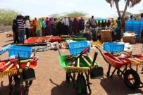 CIBUTI - TİKA'dan Cibuti'ye Tarım Alanında Destek Devam Ediyor